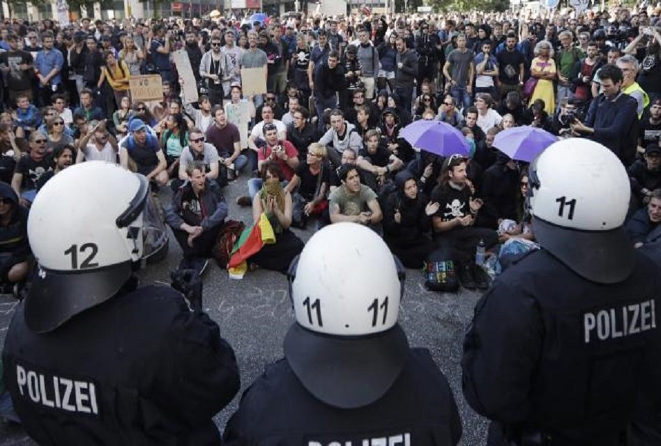 Alemania pide a UE ayuda en investigación de hechos violentos en G20