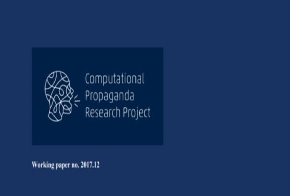 28 gobiernos usan bots para manipular las críticas: Universidad de Oxford