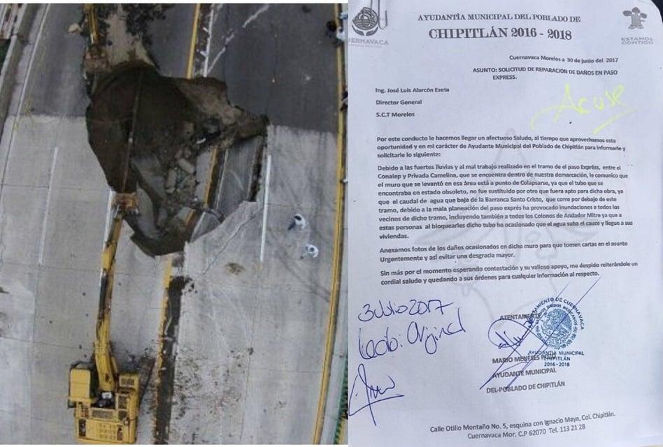 Despiden a funcionario tras dos muertes en socavón