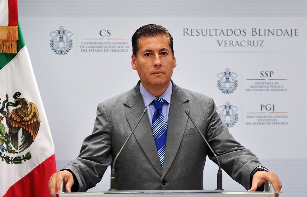 Presenta FGE solicitud de desafuero de Alberto Silva