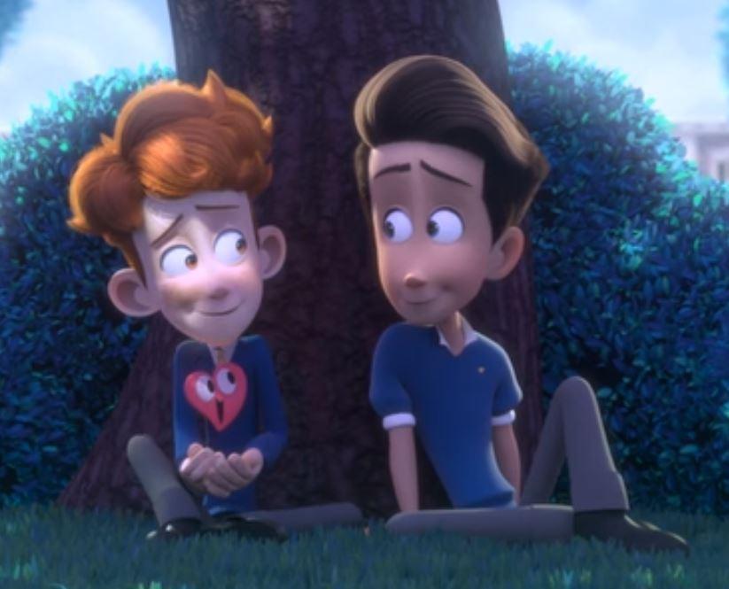 Estrenan corto animado sobre el amor gay infantil