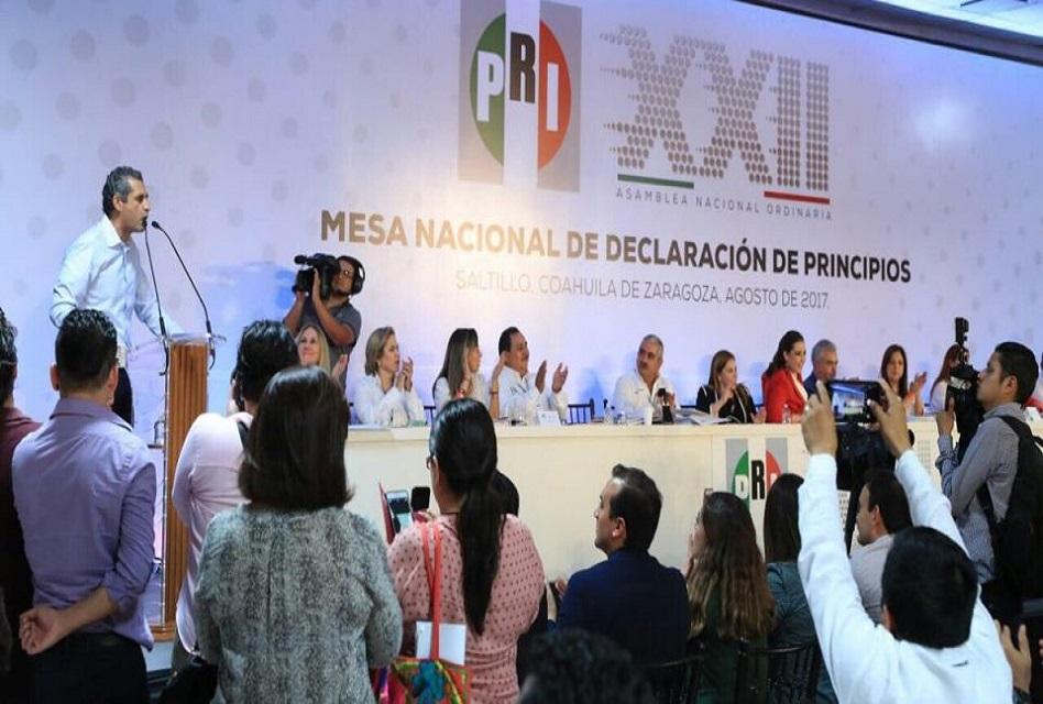 Se equivocaron quienes pensaron que habría fractura en el PRI: Ochoa