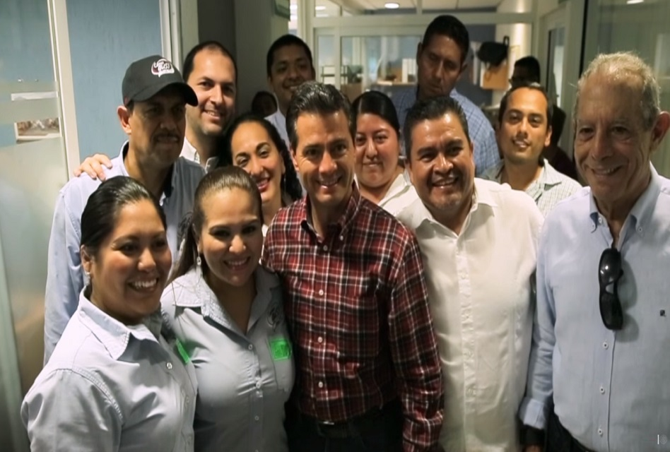 Lanzan spots por Quinto Informe de Peña Nieto