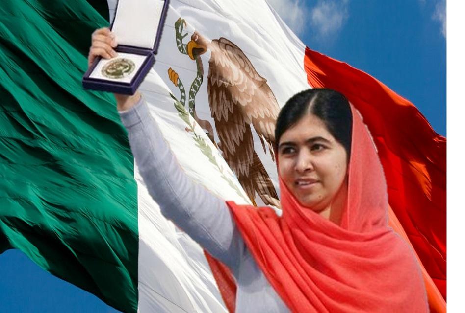 Malala Yousafzai estará presente en el evento México Siglo XXI