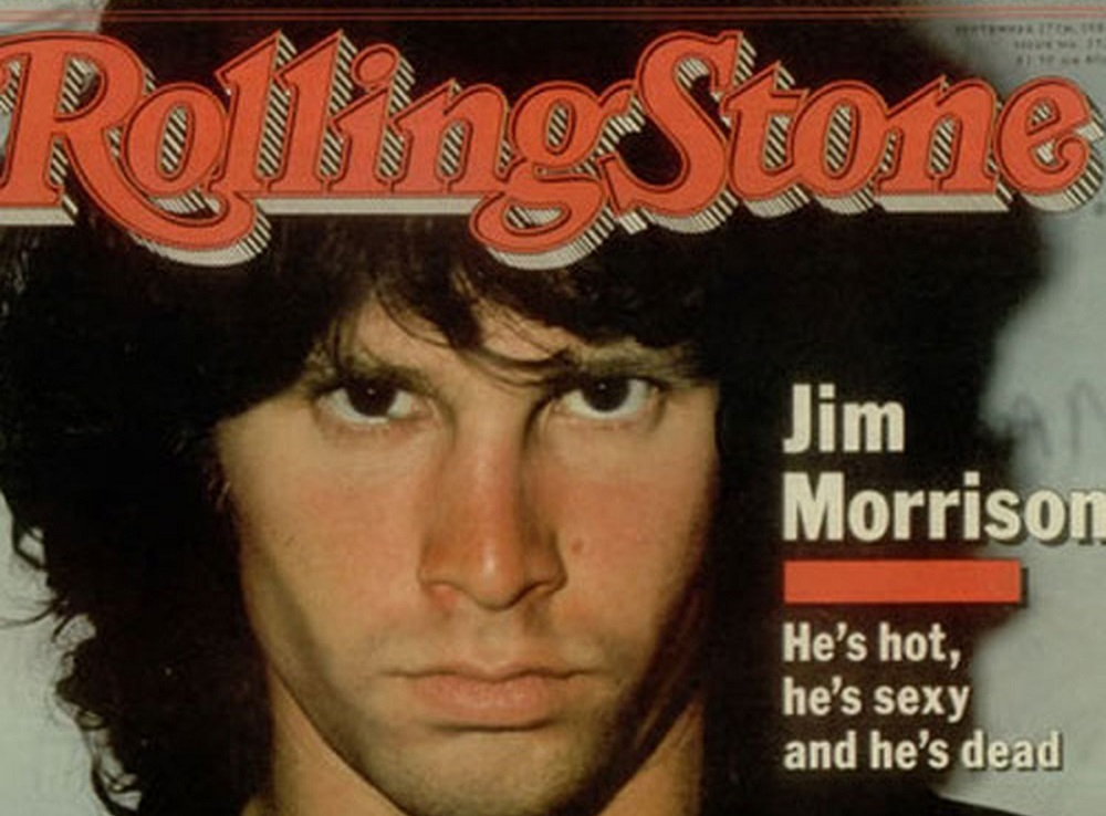 La revista Rolling Stone está a la venta