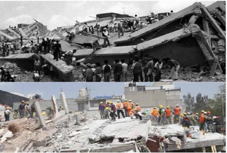Sismo del 19-S 30 veces menor al de 1985: UNAM