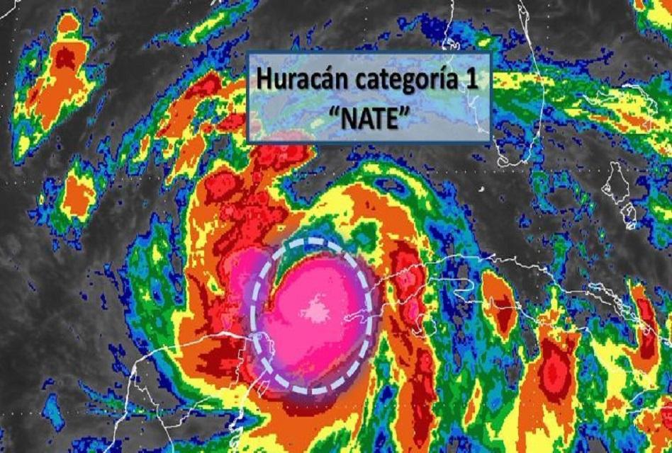 Nicaragua suma dos muertos y nueve desaparecidos por tormenta tropical Nate — VENEZUELA