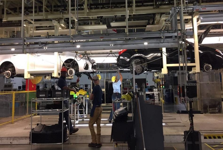 Toyota reducirá planta en México por necesidades de mercado