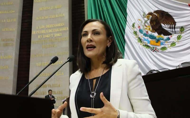 Gritamos bruto a legislador de Morena: diputada priista
