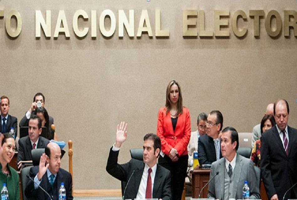 INE aprueba tres debates presidenciales
