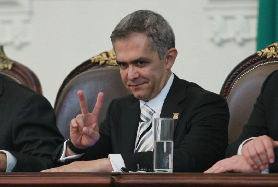 Mancera anuncia que renunciará en diciembre para postulación del FCM