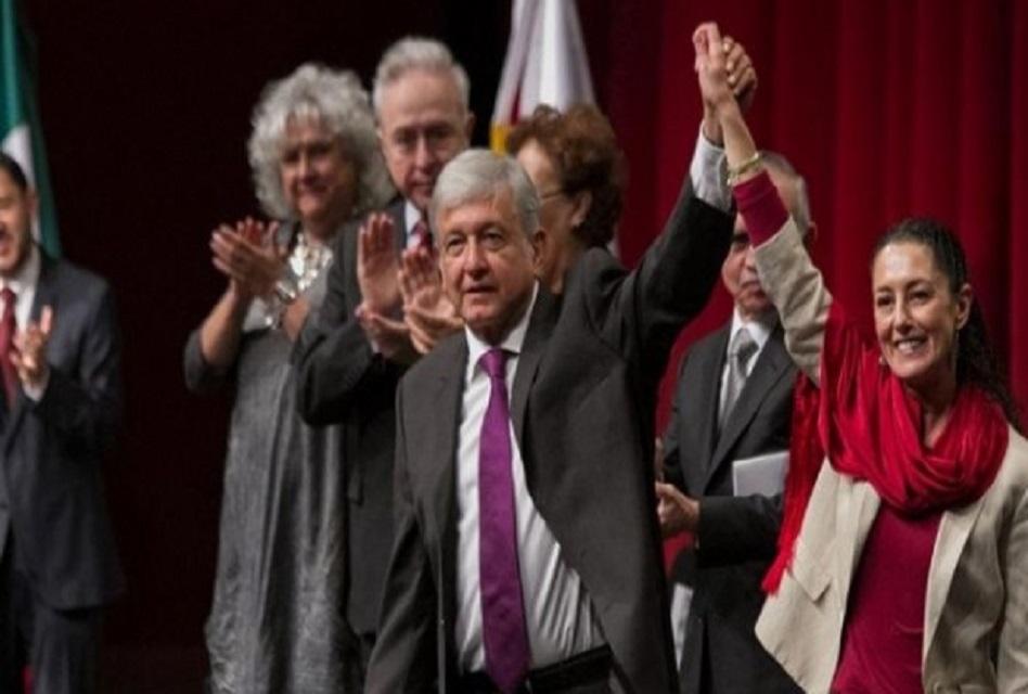 Candidato presidencial de Morena se elegirá vía encuesta: AMLO