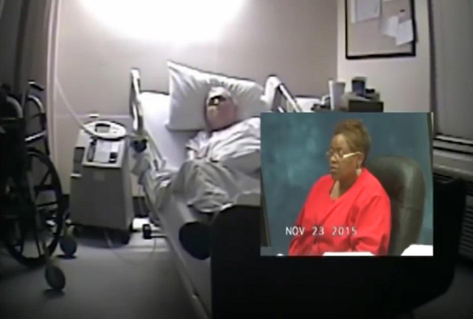 Video muestra a enfermeras reír mientras un paciente agoniza