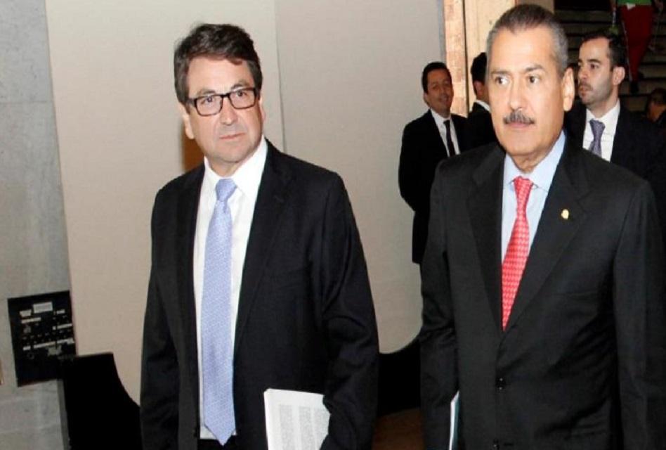 Niega Beltrones acusaciones de desvío de 250 mdp a campañas del PRI