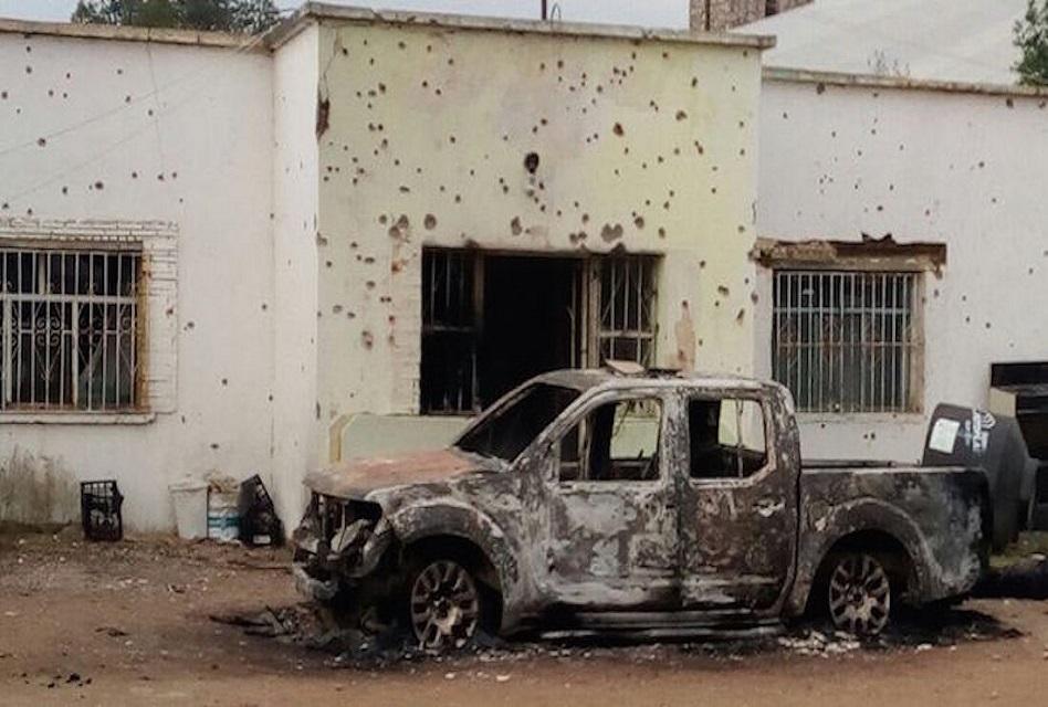 Se enfrentan civiles armados en Chihuahua, hay seis muertos