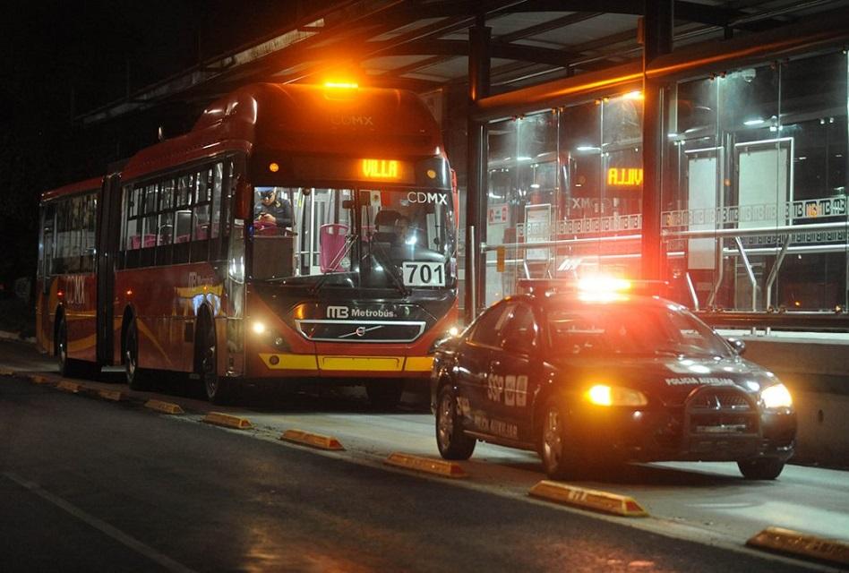 Reportan nuevo asalto en la Línea 6 del Metrobús