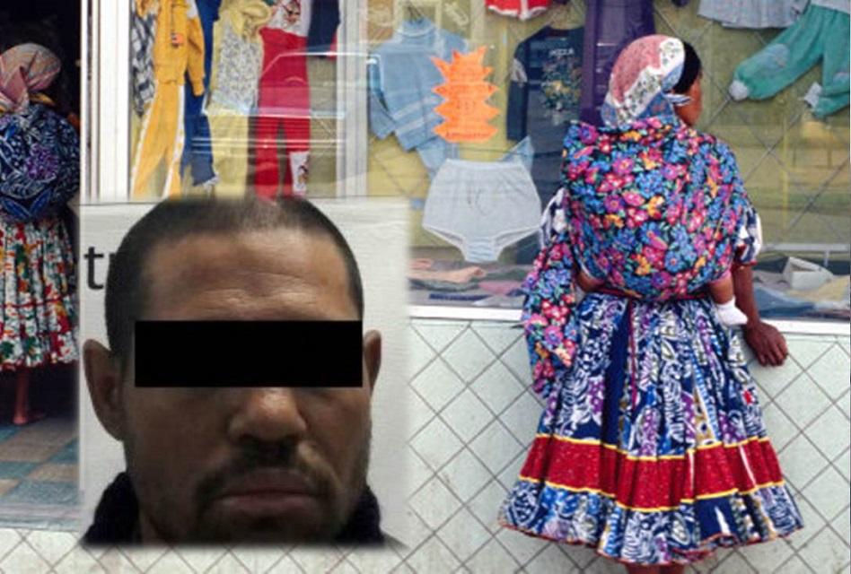 Hombre viola y explota a mujer tarahumara