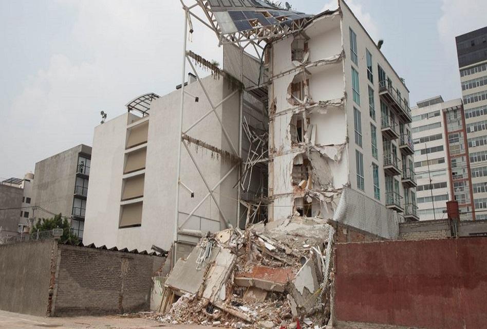 Detienen al DRO del edificio Zapata 56, colapsado el 19s