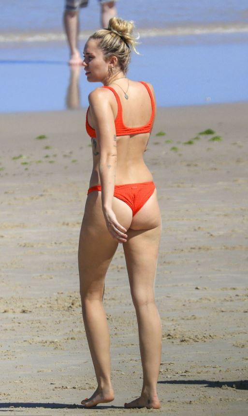Traje Miley Cyrus De Familiar BañoFernanda TXZiOPku