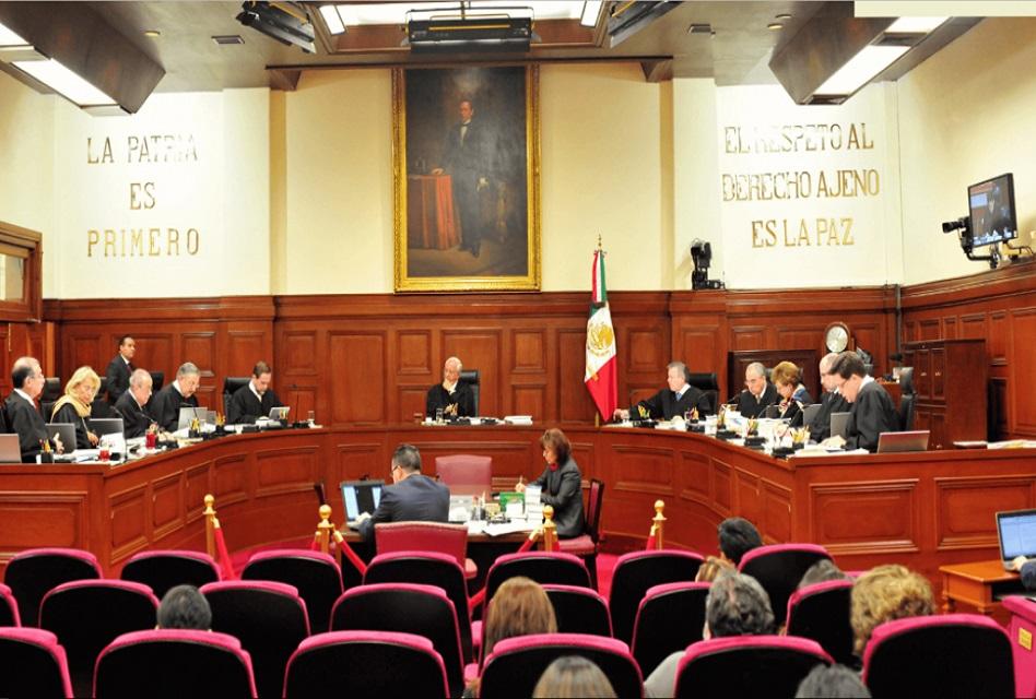 SCJN da entrada a controversia constitucional contra la Ley de Seguridad Interior