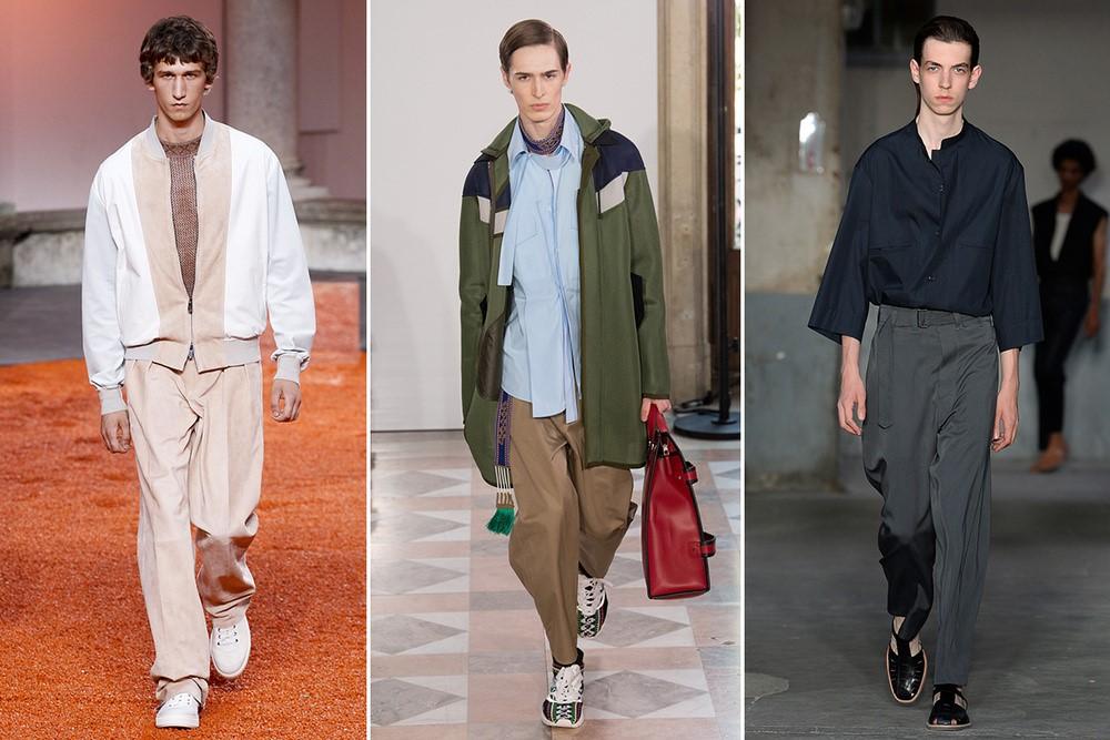 Londres se ha convertido en los últimos años en la ciudad de la vanguardia  del diseño masculino. London Collections Men nos muestra para esta  temporada ... e6713afe8b8