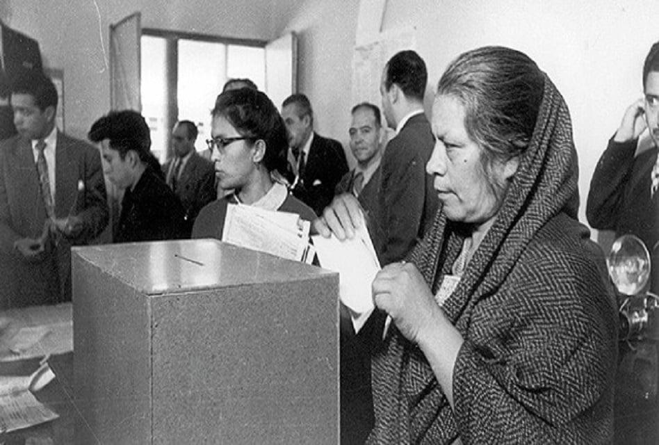 Elecciones En La Historia De México Fernanda Familiar