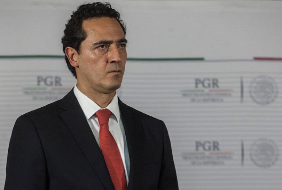 Asegura PGR oficinas de Manuel Barreiro presunto