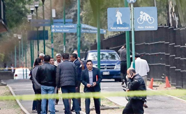 Riña entre individuos ajenos al campus derivó en balacera: UNAM