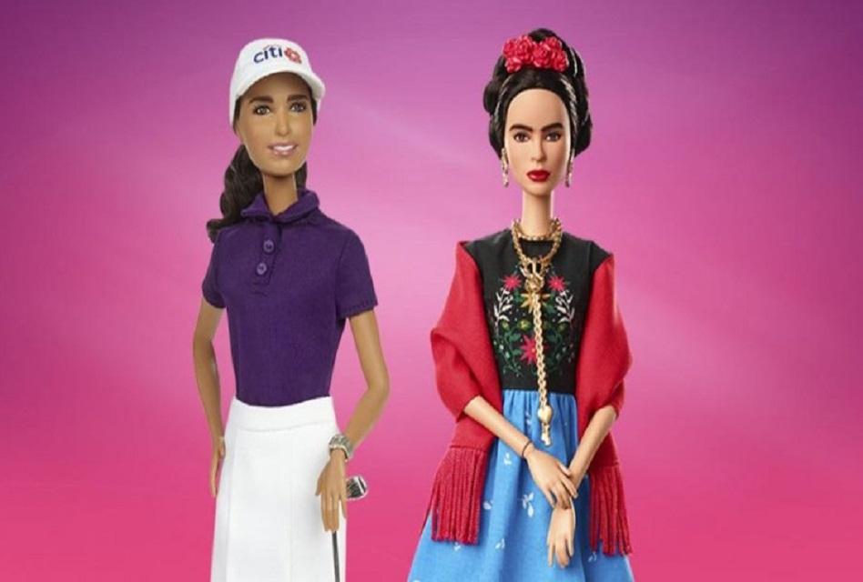 Conoce a la 'Barbie' de Frida Kahlo [FOTOS]