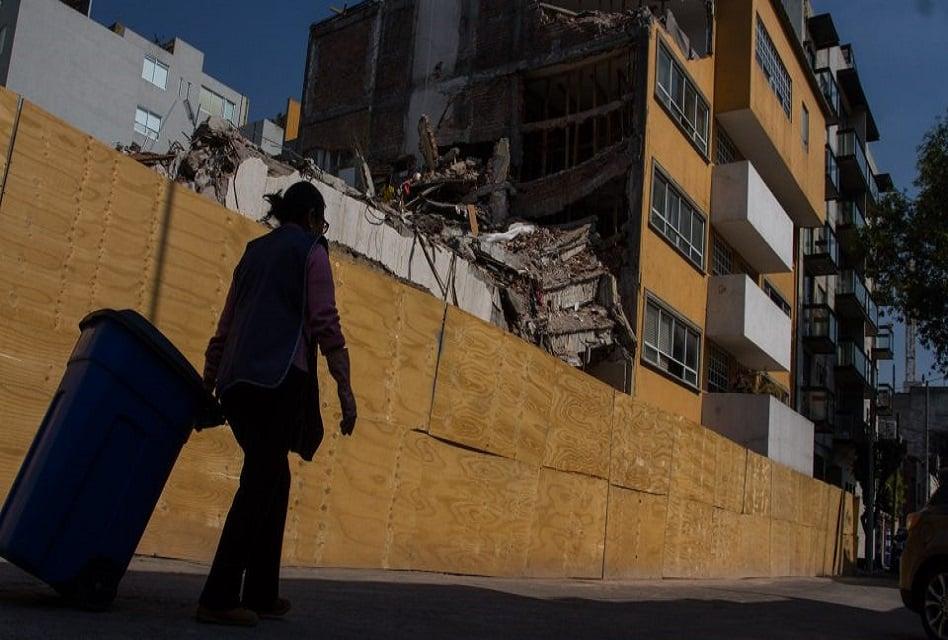 Por sismo, la CDMX se hundió 10 veces más en septiembre