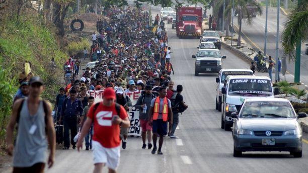 México ejerce política migratoria de manera soberana, aclara el gobierno