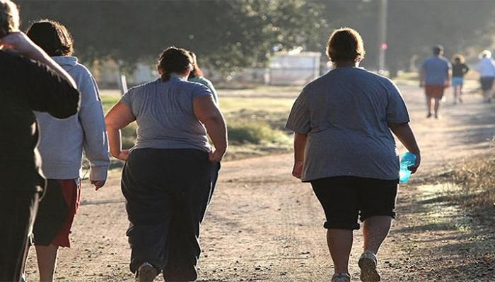 caminando se pierde peso