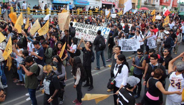 marcha 2 de octubre