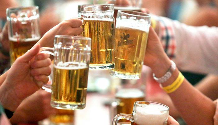 Como bajar de peso bebiendo cerveza