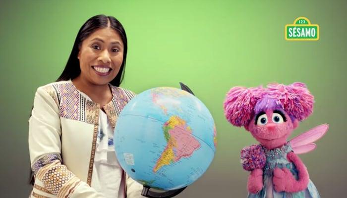 Yalitza viaja a Suiza y alza la voz en la OIT