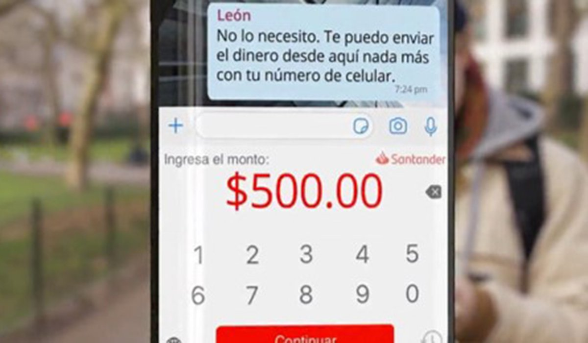 ¡Por fin! Ya puedes enviar y recibir dinero por WhatsApp