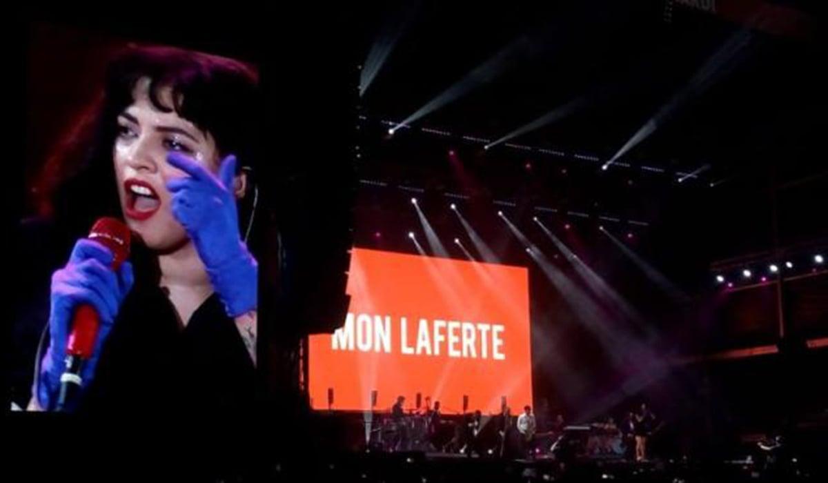 'No estén mamando', Mon Laferte en Festival Pulso GNP