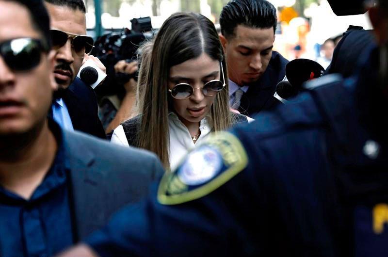 Emma Coronel podría declararse culpable en EU | Fernanda Familiar