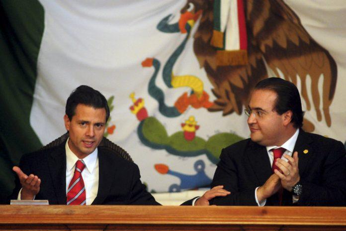 Enrique Peña Nieto y Javier Duarte (Foto: Cuartoscuro)