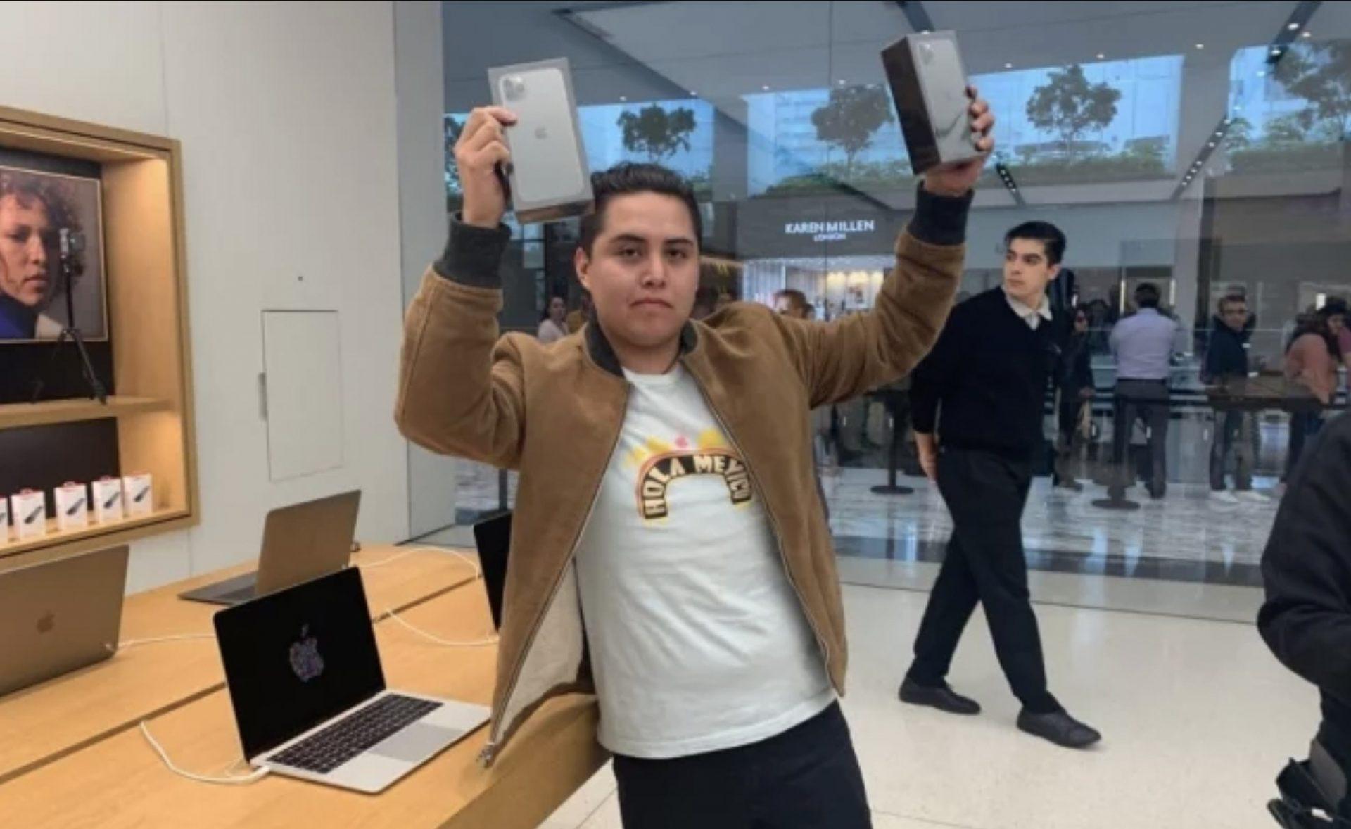 Ya comenzó en Colombia la preventa de los iPhone 11
