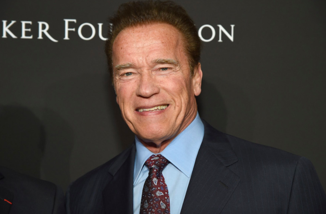Arnold Schwarzenegger dona un millón de dólares para combatir la pandemia