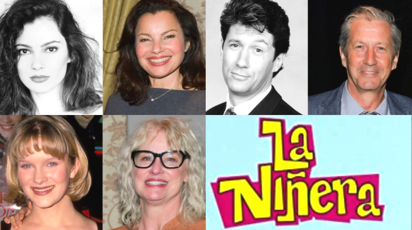 El especial reencuentro del elenco de La Niñera